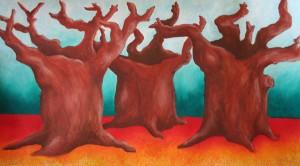 forêt baobabs