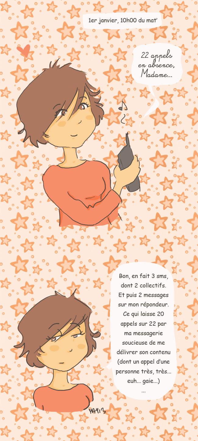 femme téléphone portable