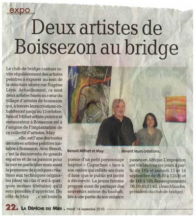 exposition villegoudou bridge castres
