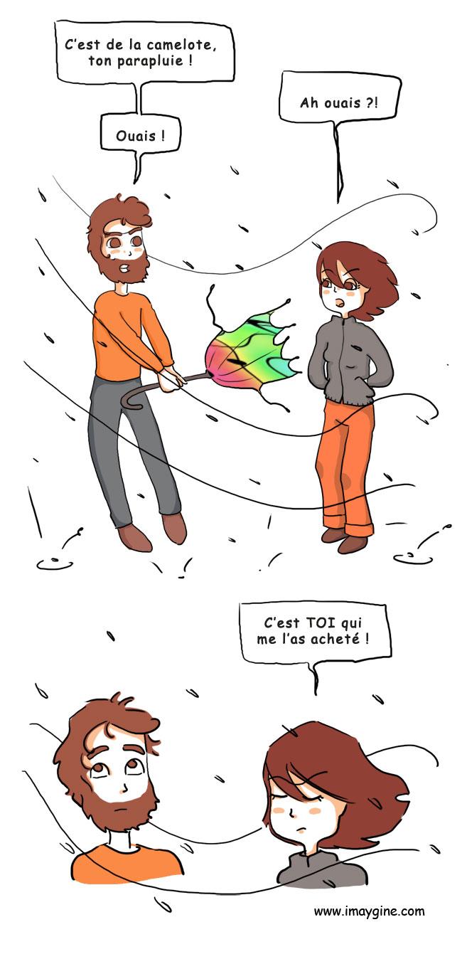 parapluie pas cher