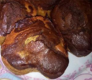 gâteau-marbré